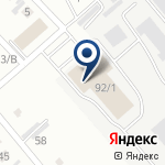 Компания Avto-improv, ТОО на карте