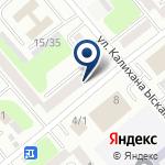 Компания Мир инструментов, магазин на карте