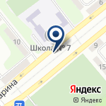 Компания Средняя школа №7 на карте