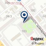 Компания Еврохолод, ТОО на карте