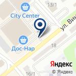 Компания А-ПЕРЕВОДОФФ на карте