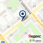 Компания Веста-Пласт, ТОО на карте