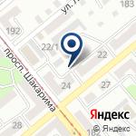 Компания Прага на карте