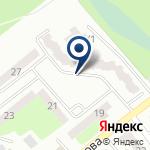 Компания Виноградова-20, ПКСК на карте