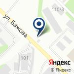 Компания Ремикс, ТОО на карте
