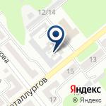 Компания УК Элит-Бетон, ТОО на карте