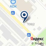 Компания Атик мебель на карте