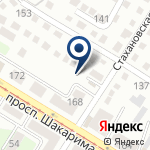 Компания АвтоФАРТ на карте