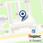 Компания ДДУка2011, ТОО на карте