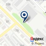 Компания Трест Востокцветметгазоочистка, ТОО на карте