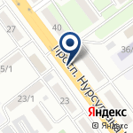 Компания Нур-Ломбард Восток, ТОО на карте