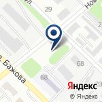 Компания ГОРСВЕТ LTD, ТОО на карте