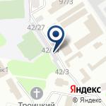 Компания Исправительное учреждение ОВ 156/1 на карте