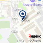 Компания Департамент по чрезвычайным ситуациям Восточно-Казахстанской области на карте