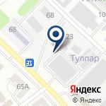 Компания Аренда офисов на карте