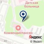 Компания Восточно-Казахстанский областной кожно-венерологический диспансер на карте