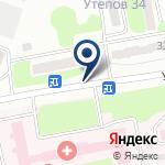 Компания Маркаколь ВК, КСК на карте