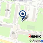 Компания Восточно-Казахстанская областная ДЮСШ по г. Усть-Каменогорску на карте