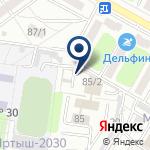 Компания Восток-Шанырак, ТОО на карте