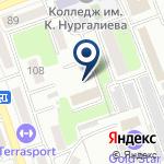 Компания Инспекция транспортного контроля по Восточно-Казахстанской области на карте