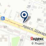 Компания СТО на Ворошилова 100 на карте