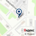 Компания Востоквзрывпром, ТОО на карте