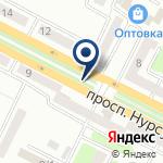 Компания ВЕКТОР УЮТА на карте