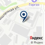Компания Изнавр, ТОО на карте