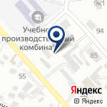 Компания Учебный центр на карте
