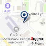 Компания ИРС-Строй, ТОО на карте