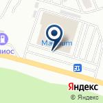 Компания АРЗАН на карте