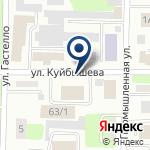 Компания Агафон на карте