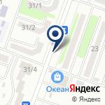 Компания Көркем на карте