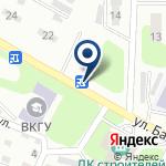Компания ФАЗЕНДА на карте