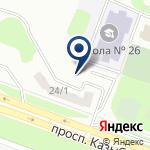 Компания Восточно-Казахстанская областная специализированная ДЮСШ олимпийского резерва по единоборствам на карте
