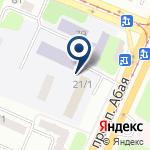 Компания Специальный дом юношества Восточно-Казахстанской области на карте