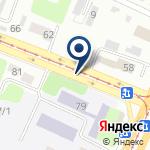 Компания Усть-Каменогорский колледж строительства на карте