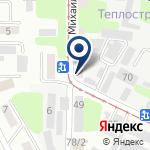 Компания КазПроектИнновация, ТОО на карте
