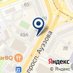 Компания Медтехника, ТОО на карте