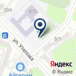 Компания Europharma на карте