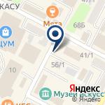 Компания KMF, ТОО на карте