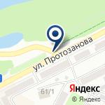 Компания Стройинструмент ВК, ТОО на карте