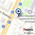 Компания АвтоЛЮКС на карте