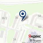 Компания Компью-Ст, КСК на карте