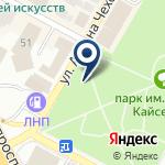 Компания Кадастровое бюро г. Усть-Каменогорск на карте