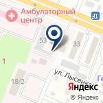 Компания Городская больница №1 на карте