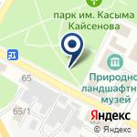 Компания Алтайэнергострой, ТОО на карте