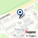 Компания Кузнецов и Компания, ТОО на карте