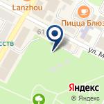 Компания Усть-Каменогорские тепловые сети на карте