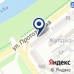 Компания АвтоАЦ НАБ-Центр, ТОО на карте